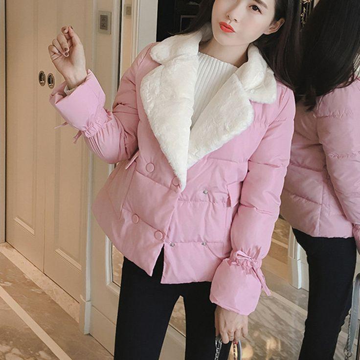 #aliexpress, #fashion, #outfit, #apparel, #shoes #aliexpress, #Winter, #Fashion, #Women, #Jackets, #Short, #Design, #Cotton, #Padded, #Coats, #Causual, #Loose, #Thick, #Parkas, #Outerwear, #Casaco, #Feminino