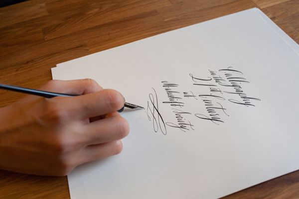Best 25 Calligraphy Classes Ideas On Pinterest Modern Sheets Dawn Nicole And Calligraphy Letters