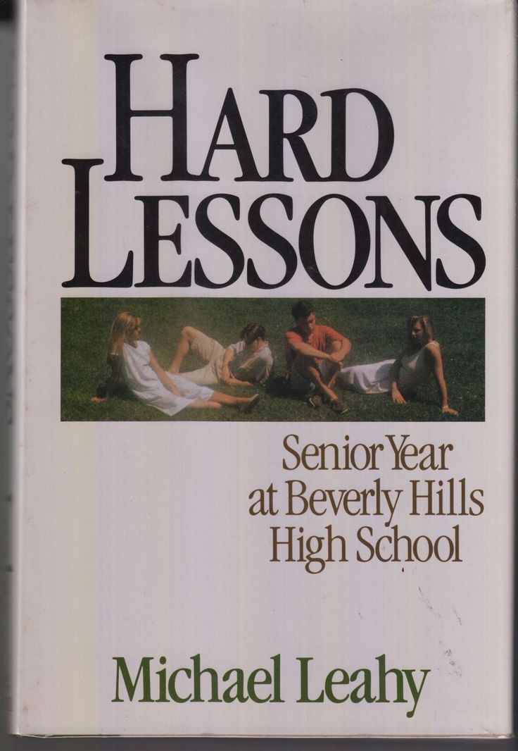 Hard Lessons: Senior Year at Beverly Hills High School