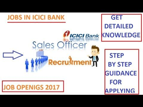 Amazing 2017 ICICI BANK RECRUITMENT PROCESS AND HDFC BANK WITH KOTAK BANK MANY OTHER