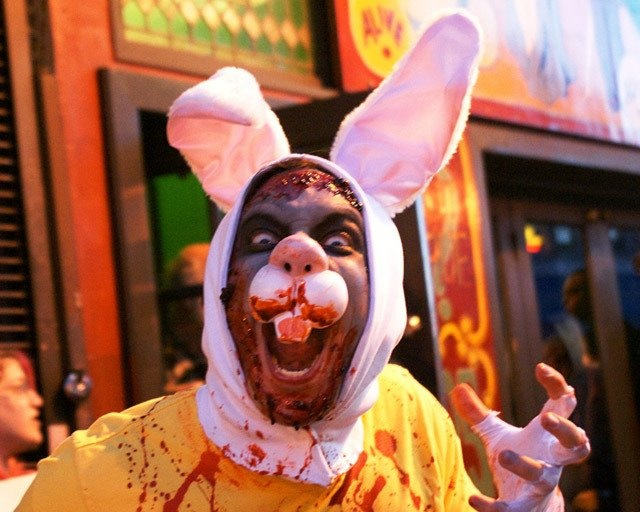 129 best easter all zombie easter images on pinterest plants vs zombie easter bunny negle Image collections