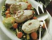 Hake Cutlets with Mixed Vegetables recipe