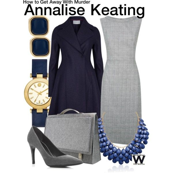 Inspired by Viola Davis as Annalise Keating on How to Get Away With Murder. Haven't seen the show but love the outfit.