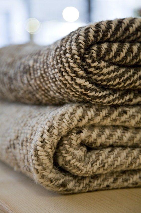 plaid wol 150 x 200