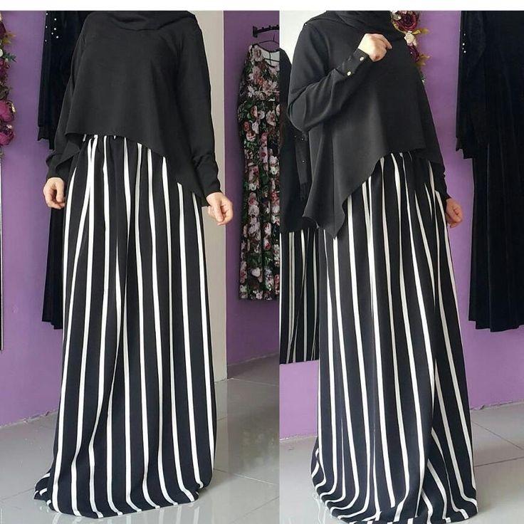 """330 Likes, 33 Comments - Исламская одежда (@malyabisshop) on Instagram: """"Платье сшито из шелка (верх) и абайной ткани (низ) .каждая кнопочка обшит тканью вручнуюнашими…"""""""