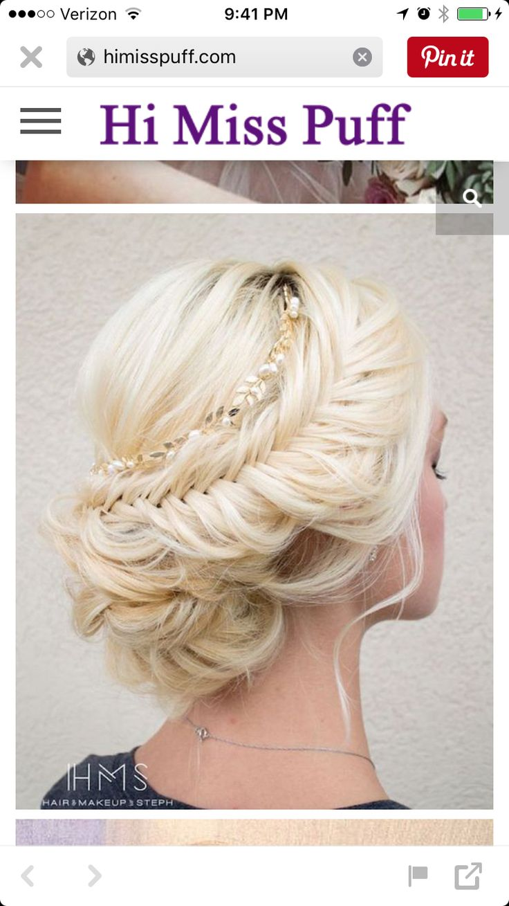 67 best hair images on Pinterest   Coiffure facile, Hair ideas and ...
