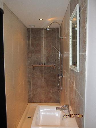 Wet room en suite  Construction Ideas  Ensuite bathrooms
