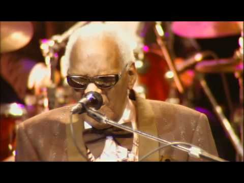 Georgia on my mind - Ray Charles at the Olympia, Paris