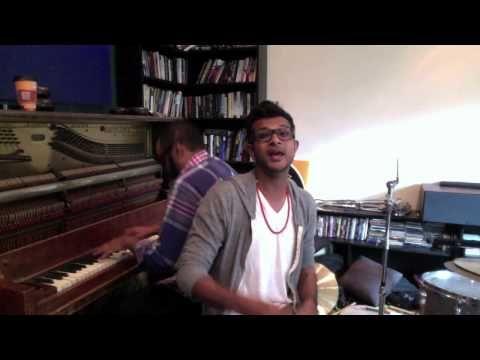 Utkarsh Ambudkar Tracks of My Tears cover ft. Jason Joseph - YouTube