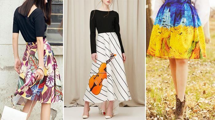 Fashion Lukis - Lagi, Karya Anak Bangsa Merambah ke Kancah Internasional, Mau…