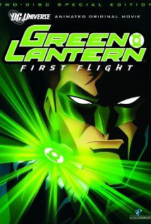 Test pilot Hal Jordan finds himself recruited as the newest member of the intergalactic police force, The Green Lantern Corps.