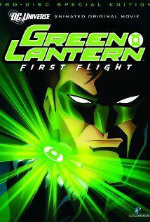 Green Lantern: First Flight (Animated)