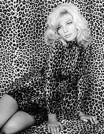 Monica Vitti leopardatissima!!! #animalier #leopard #beast - Carefully selected by GORGONIA www.gorgonia.it