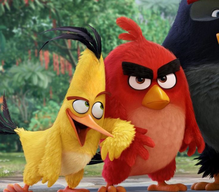Angry Birds by Rovio from Finland