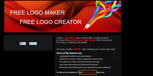 online logo maker  absolutely free  u0026 no sign