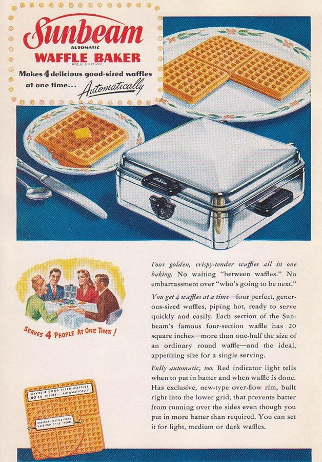 Home Improvement Ideas from Way Back at WomansDay.com- Old Advertisements Gallery - Woman's Day