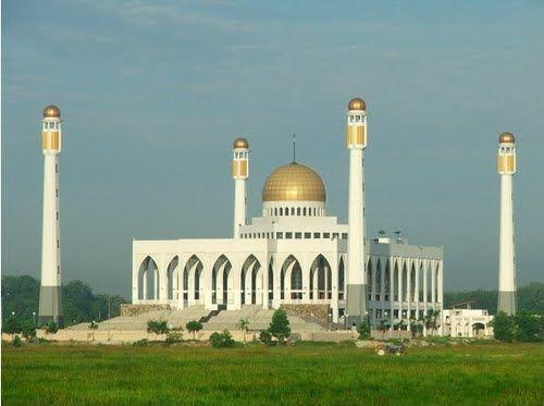 hat yai thailand | Mosquée du jour: Hat Yai Songkhla en Thaïland | Trouve Ta Mosquée