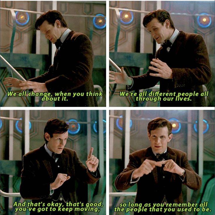 [ #doctorwho #eleventhdoctor #mattsmith ]