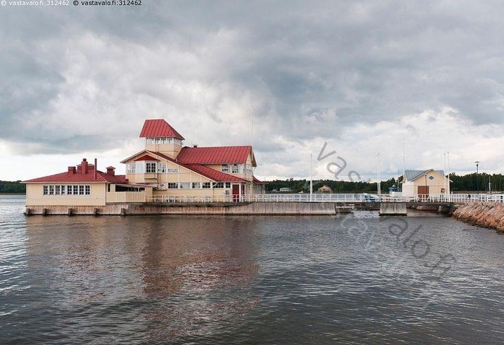 Kesäravintola   Raasepori Tammisaari Ekenäs