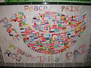 plandeigualdadlosalmendros: Actividades del Día de la Paz