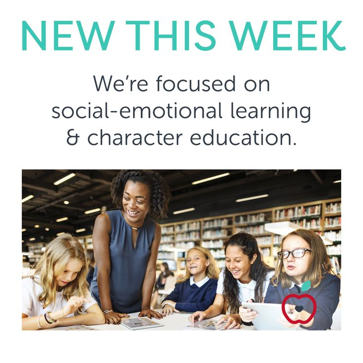 This week on TeacherVision, we're focused on social-emotional learning and character education.  From dealing with teasing and managing anger to encouraging positive character development and instilling a sense of leadership, our new resources from Free Spirit Publishing will help guide your students towards becoming their best selves. Keep reading for five pieces to get you started!