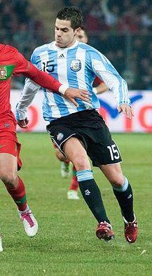 Fernando Gago. Wikipedia