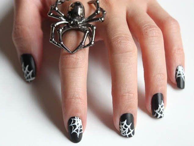 Halloween Nail Art Designs - iVillage