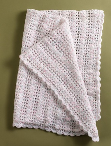 Delectable shell afghan pattern by lion brand yarn sewing crochet