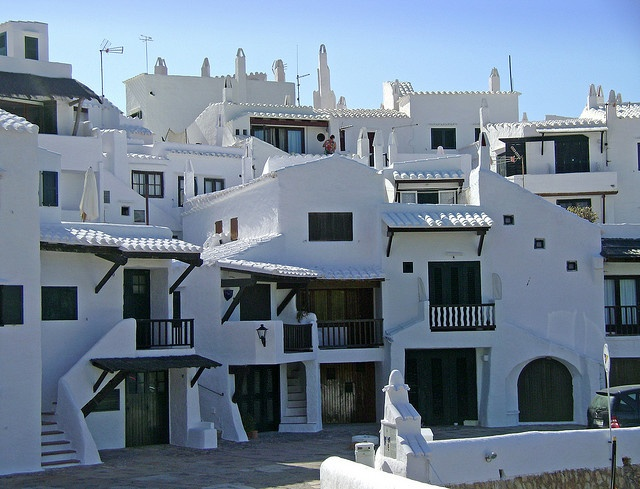 Binibeca (Menorca - España)