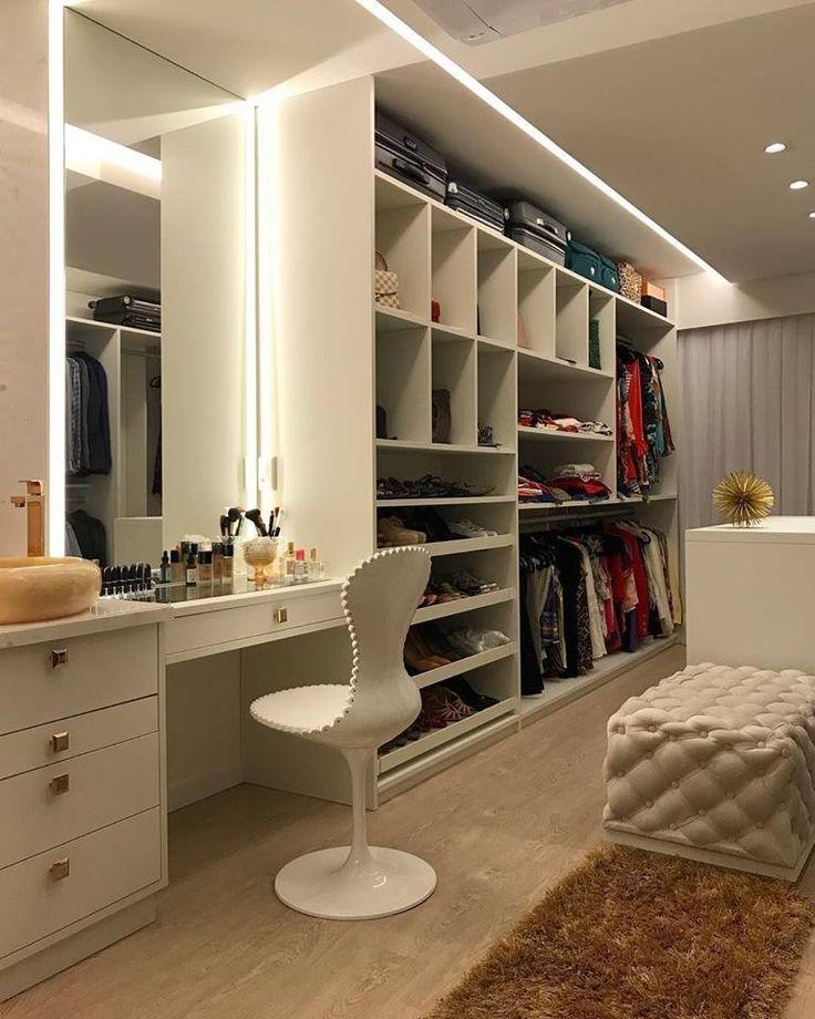 модная гардеробная комната фото кузнецов