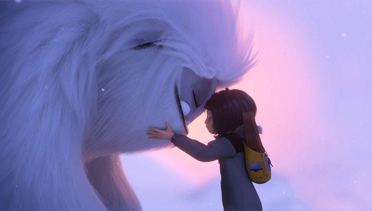 Abominable 2019 animated movies next film universal