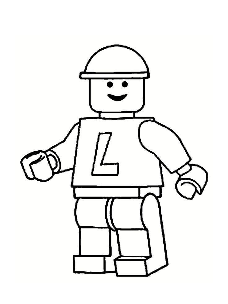 Get The Latest Free Lego Coloring Sheets Images Favorite Pages To Print Online By ONLY COLORING PAGES