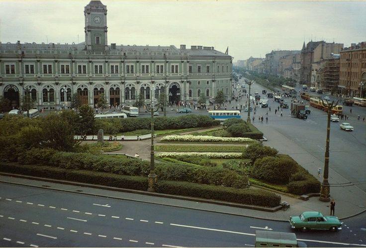 Площадь Восстания.  1963 г.