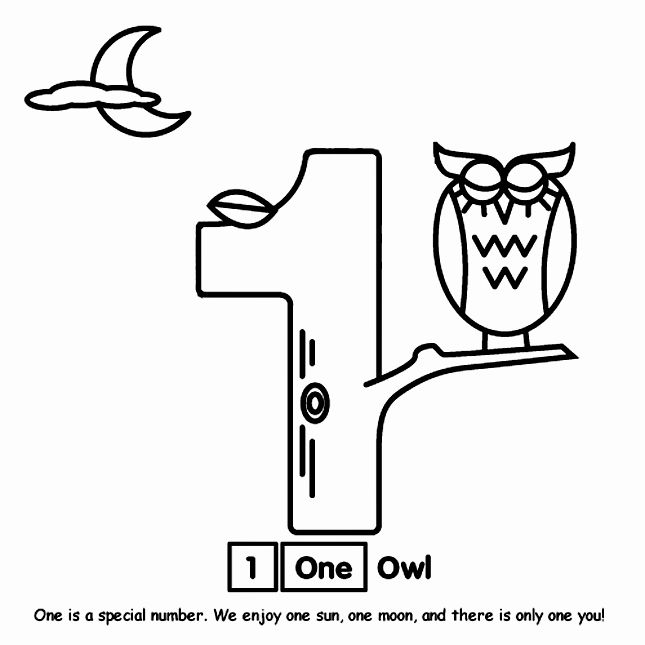 Number 1 Coloring Page Inspirational Number 1 Coloring Page Coloring Pages For Kids Coloring Pages Inspirational Free Printable Numbers