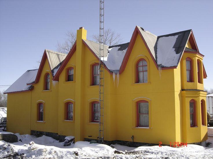 Residential Stucco - EIFS Installation (17)