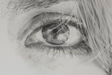 Dit is een tekening! Wow!