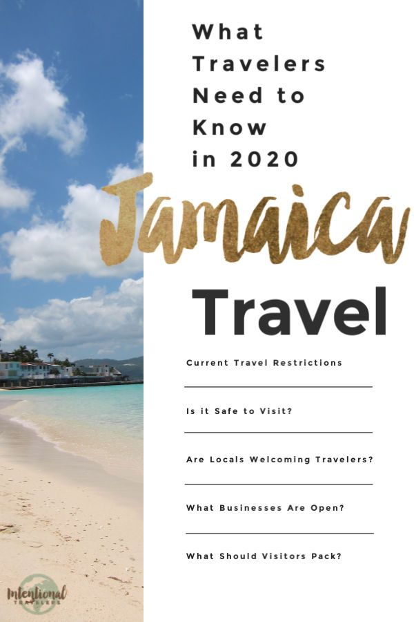 Jamaica Travel Restrictions Spring And Summer 2021 What Travelers Need To Know Intentional Travelers Jamaica Travel Caribbean Travel Jamaica
