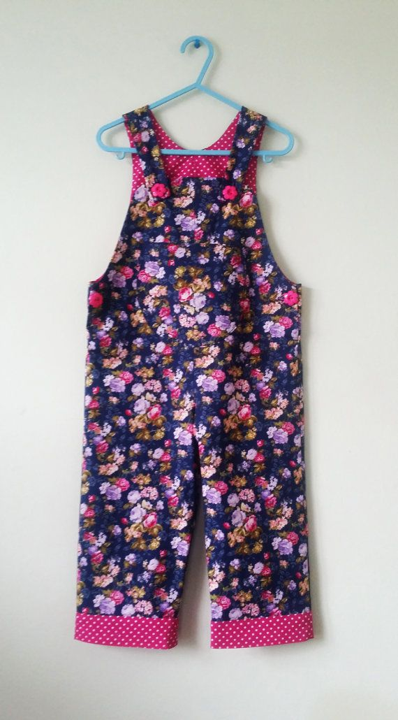 Check out this item in my Etsy shop https://www.etsy.com/uk/listing/269348854/navy-girls-dungarees-flower-dungerees