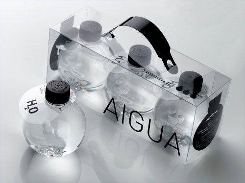 Water | jebiga | #packaging #labeling