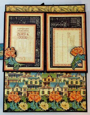 papercreations эннс: Графический 45 Artisan стиля фотоальбом Часть 4
