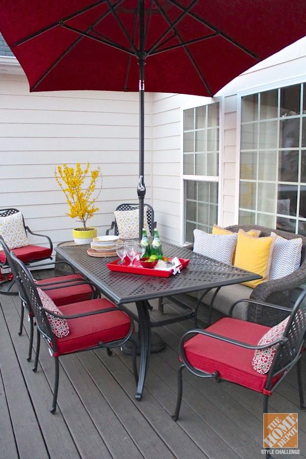 Attractive Ideas To Steal For Creating Your Own Outdoor Dining Room