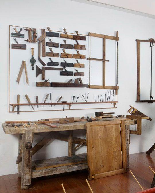 Sala dos Oficios: Carpinteiro
