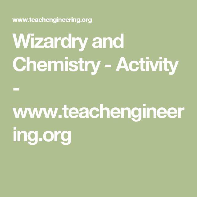 11 besten Chemistry Class Bilder auf Pinterest | Geowissenschaften ...