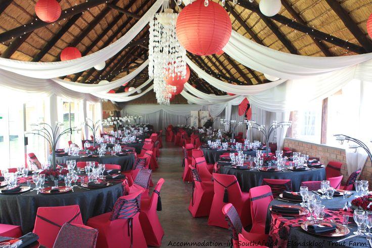 Wedding venue at Elandskloof Trout Farm. http://www.accommodation-in-southafrica.co.za/Mpumalanga/Dullstroom/ElandskloofTroutFarm.aspx