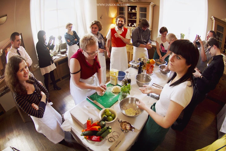 Ciasta, pasta i basta! / photo: Joanna Jaskólska [jaskolska.com]