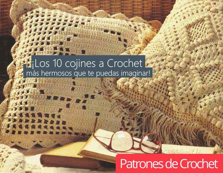 1000 images about cojines a crochet on pinterest - Cojines a crochet ...