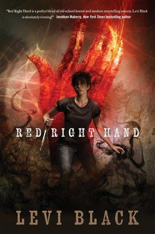 Red Right Hand by Levi Black – Review | Powder & Page
