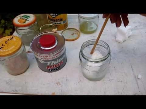 DIY COMO HACER FOTO VIDRIERA CON BARNIZ CASERO FÁCIL 2ª - YouTube