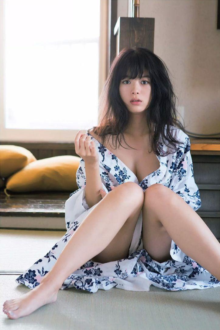 馬場ふみか Fumika Baba 1995- Japanese pin-up girl