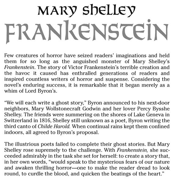 Mary Shelley Frankenstein 5 Mary Shelley Frankenstein Victor Frankenstein Mary Shelley